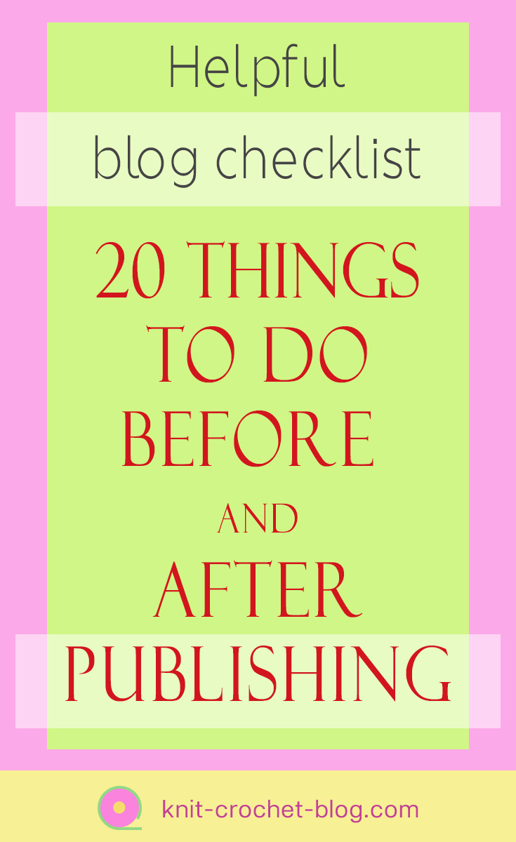 20things-blog-checklist-before-after-publishing-blog-post
