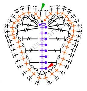 crochet-heart-chart-motif