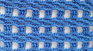 crochet pattern tutorial crochet block lace