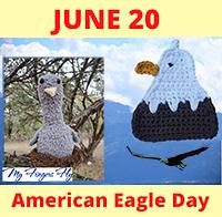 Eagles crochet patterns
