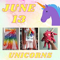 Unicorn crochet pattern links