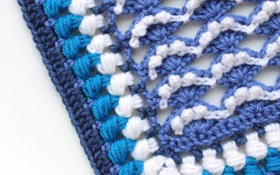 Kalevala CAL Kalevala sea crochet pattern