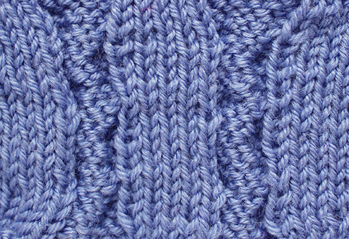 How To Knit Double Sided Cables Knit Crochet Blog