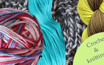 A high-quality yarn subscription box