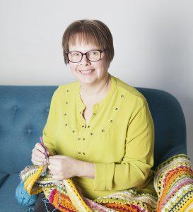 Tuula Kyrölä Knit and Crochet Blog