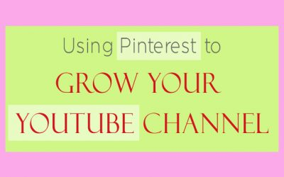 How to promote your YouTube channel on Pinterest